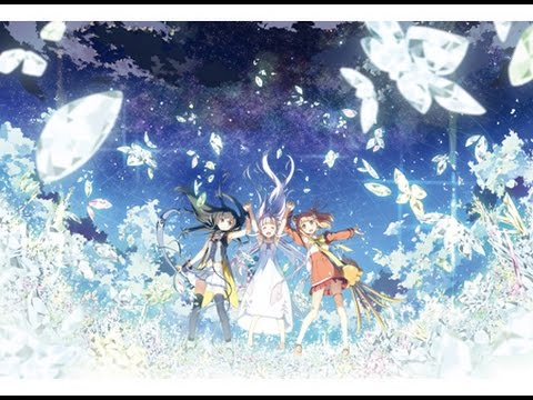 A-1 Pictures制作の劇場アニメ!映画『ガラスの花と壊す世界』予告編 #ディズニー #Disney #followme