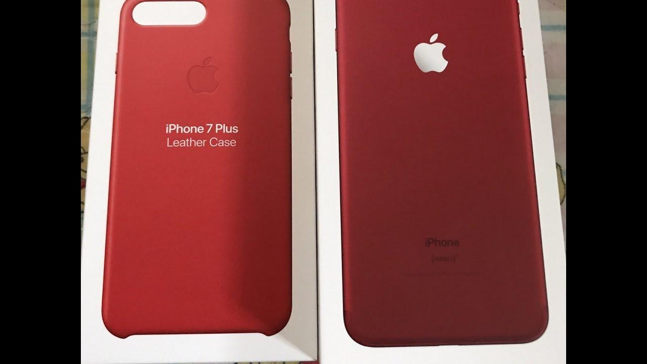 【Hikakinさんのパクリ】真っ赤なiPhone Redがやって来た!【iPhone7 Plus PRODUCT RED】Hikakinのパクリ #人気商品 #Trend followme