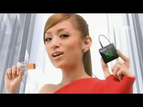 [HQ] Ayumi Hamasaki – Panasonic D-Snap CM (STEP you)(2x15s).mp4 #トレンド #followme
