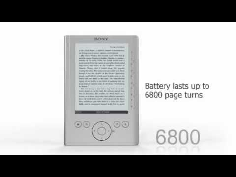 Sony Reader Pocket PRS-300 review #ピコ太郎 #PPAP #followme