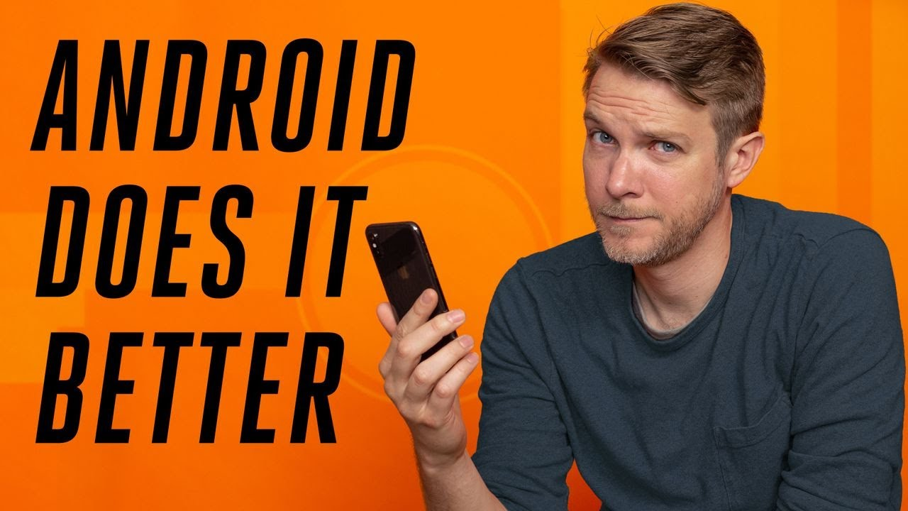 Why Android notifications are better than the iPhone's #トレンド #followme