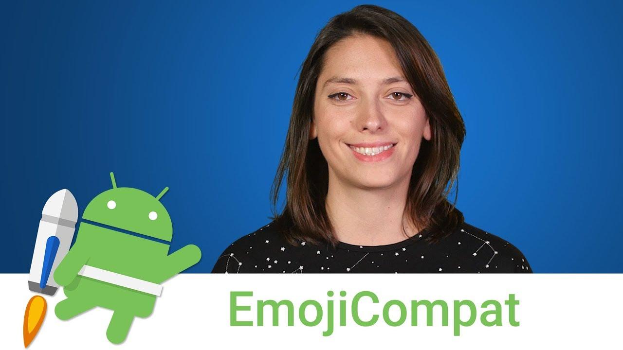 Android Jetpack: EmojiCompat #トレンド #followme