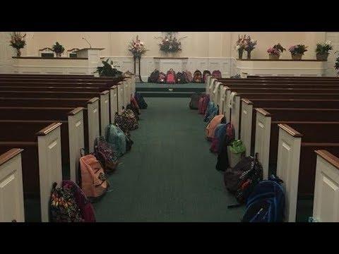 『【実話】葬式で花の代わりに大量のリュックサックを並べた衝撃の理由とは・・・』 泣ける感動話♪318 #トレンド #Trend #followme
