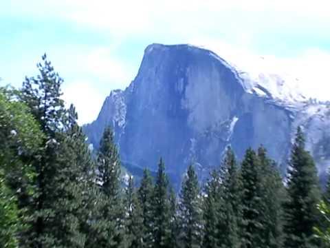 ヨセミテのハーフドーム #ヨセミテ国立公園 観光 #Yosemite #followme