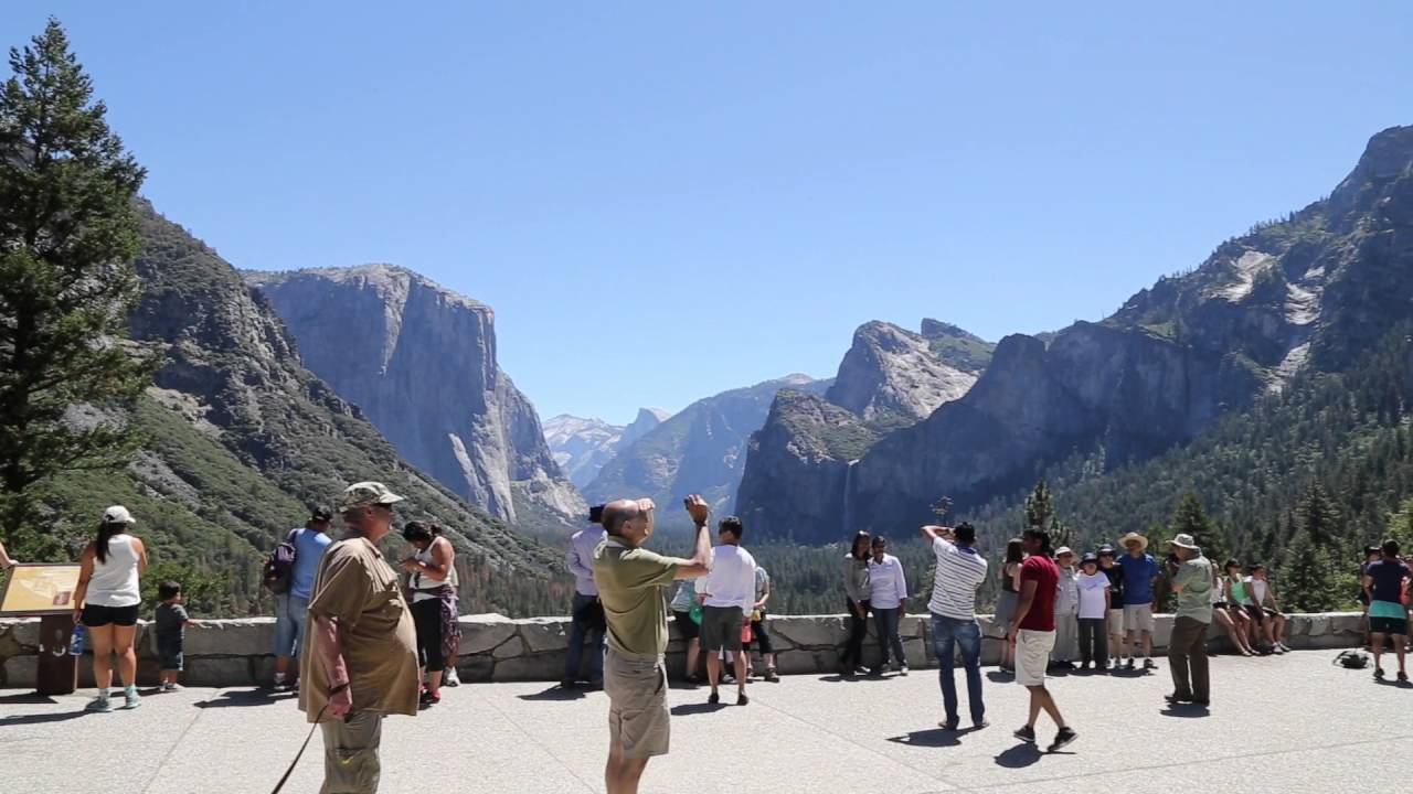 Yosemite's Valley Floor Tour #ヨセミテ国立公園 観光 #Yosemite #followme