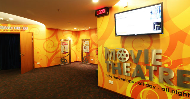 T3 Movie Theatre