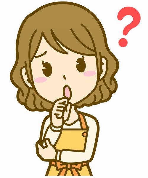 はてなを浮かべる主婦(らでぃっしゅぼーや初めての利用方法!登録の仕方と気になるポイント!)