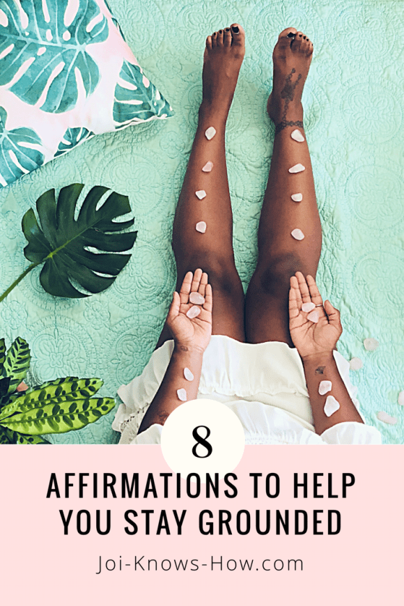 Free Downloadable Affirmation Page from Joi-Knows-How.com