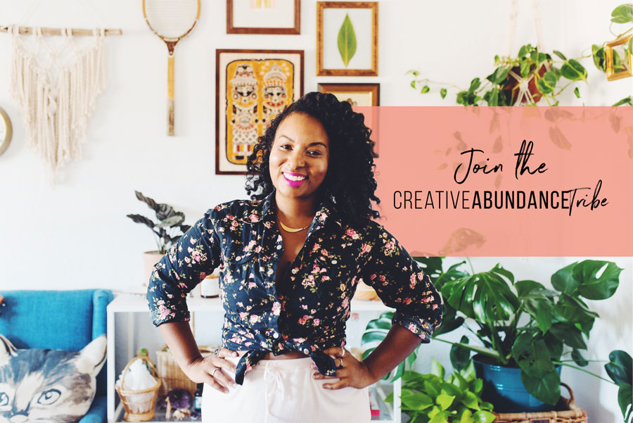 I created a tribe just for Multi-passionate creatives