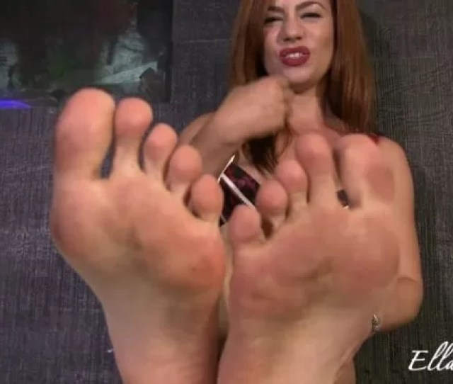 After Running Around All Day My Feet Are Extremely Dirty And Stinky Youre Going To Lick Them Clean So Put That Tongue To Work