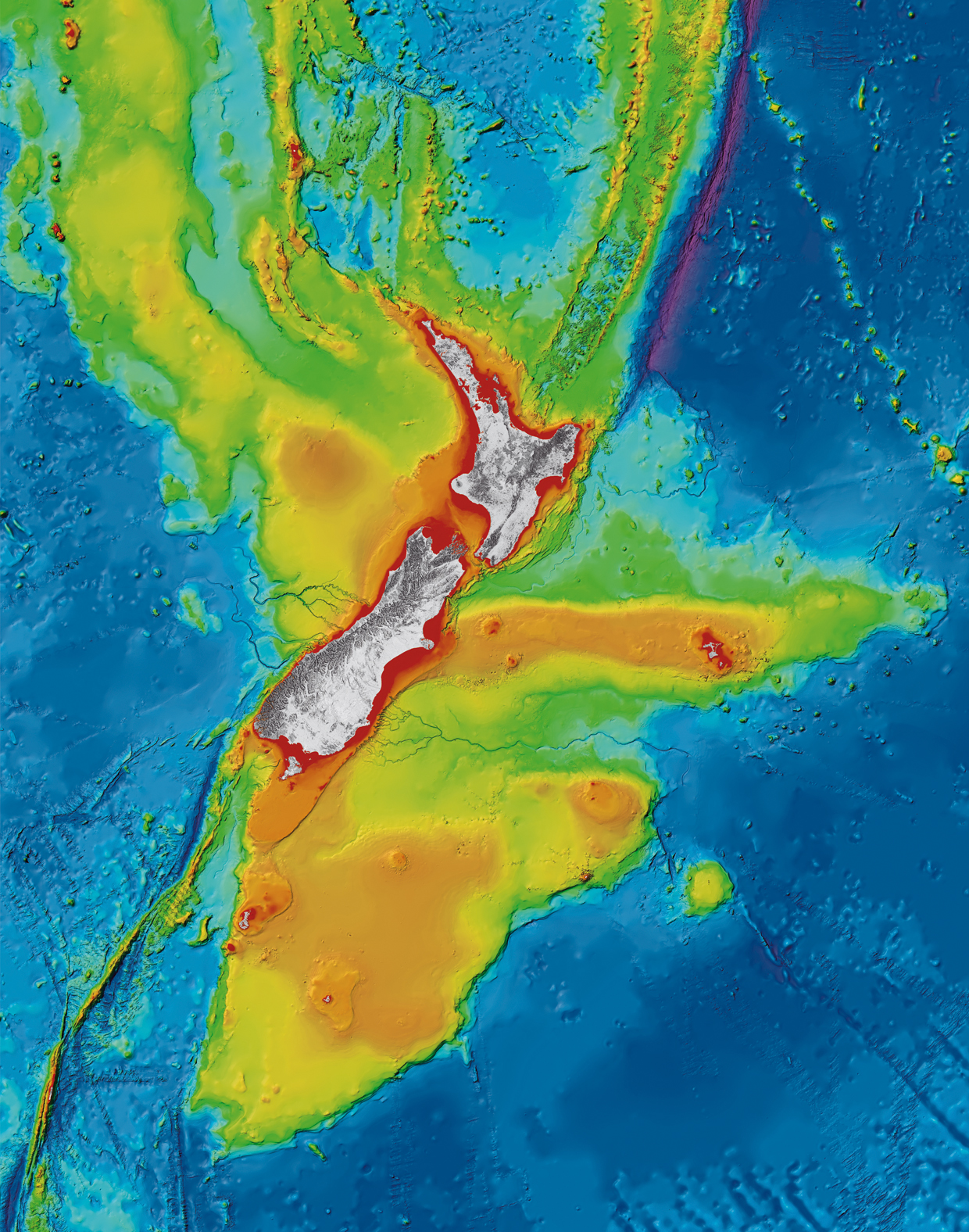 Follow Our Journey To Nz S Largest Fault Joides Resolution