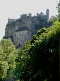 A first view of Rocamadour