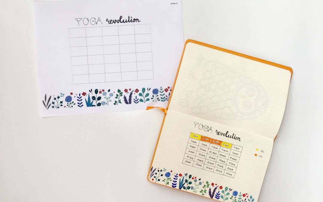 FREEBIE – Yoga Tracker