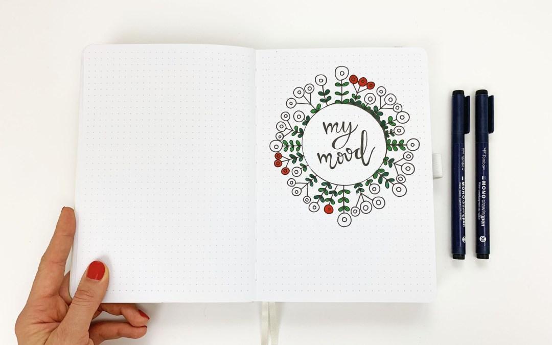 FREE Printable – My Mood Tracker