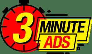 Duston McGroarty - 3-Minute Ads