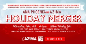 AZIMA AMA Holiday Merger