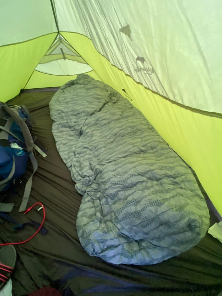 choose the perfect tent for backpacking