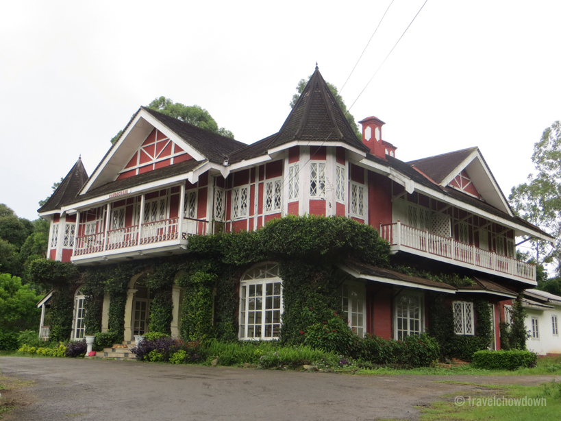 The Candacraig Hotel, built in 1904