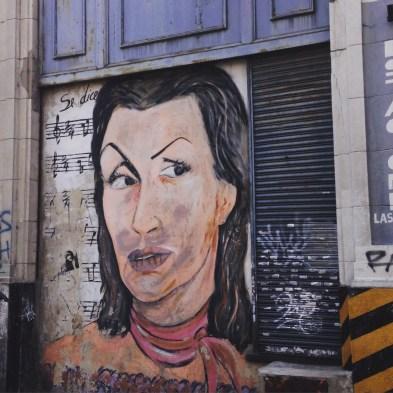 San Telmo street art