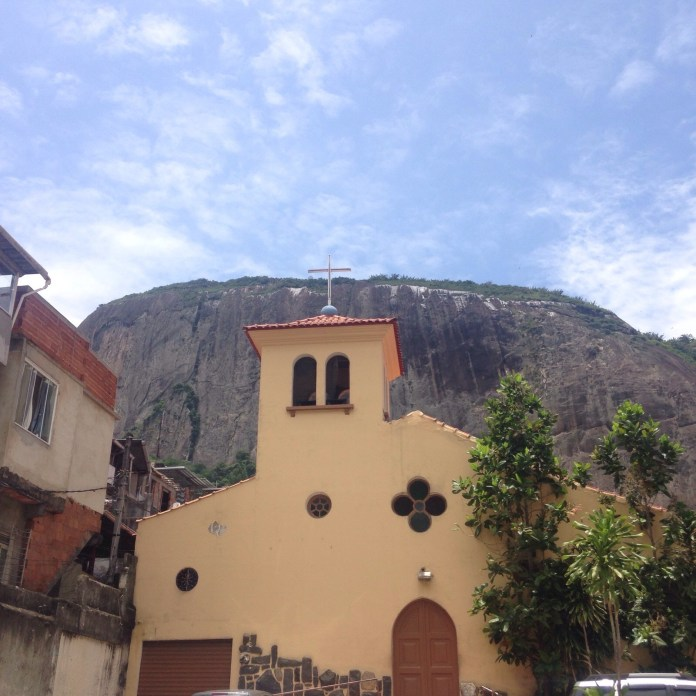 Favela church