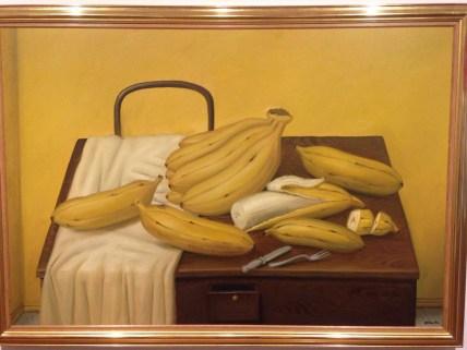 Botero Bananas
