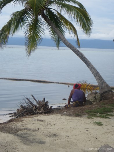 Local islander