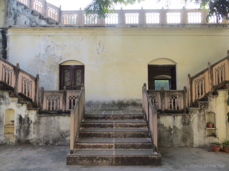 Alipura Palace