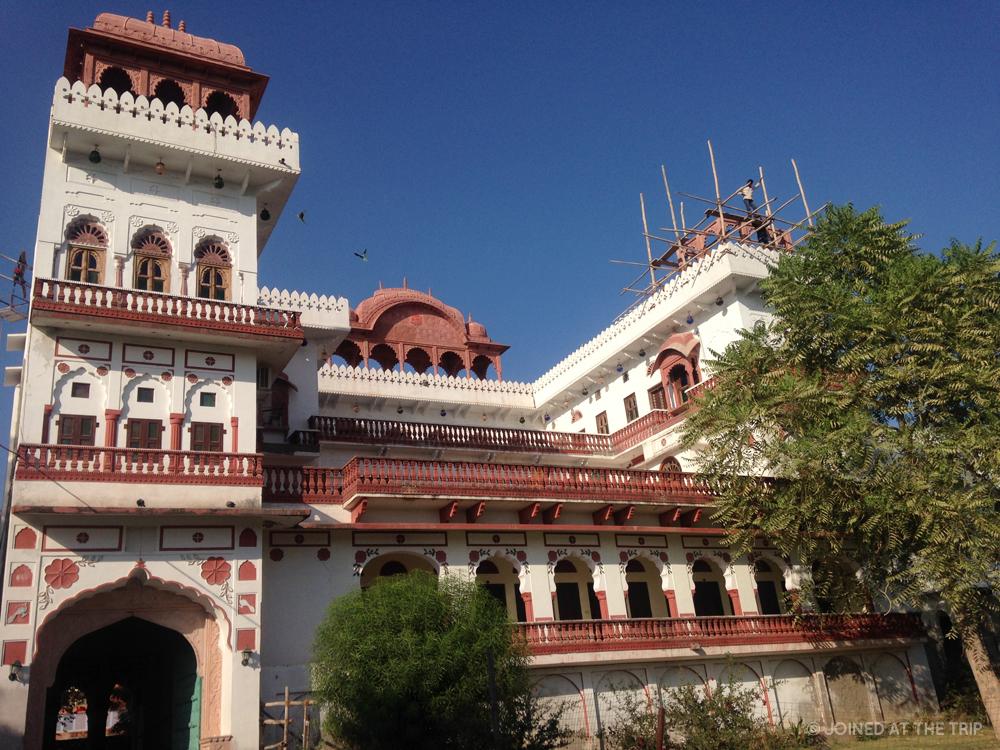 Tordi Sagar Palace