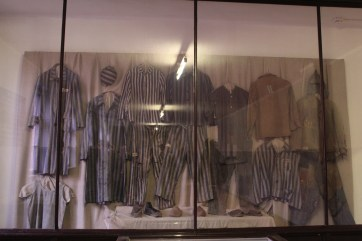 Auschwitz striped pyjamas