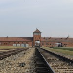 A moving visit to Auschwitz