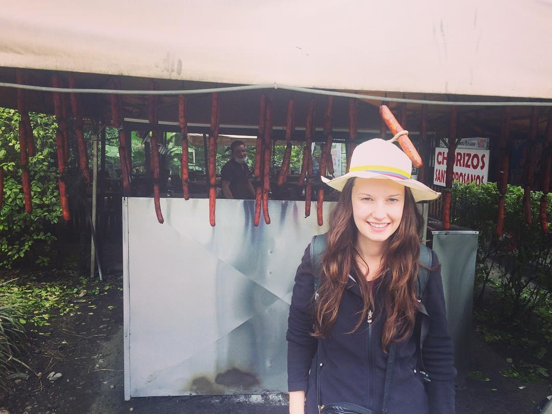sausage hat