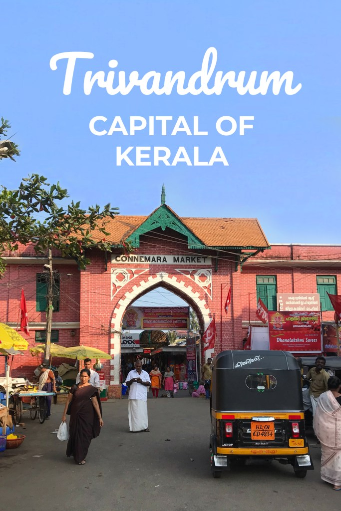 Thiruvananthapuram (try saying that at 5:30am at the airport check-in desk) is the largest city and gateway to the state of Kerala. We just stayed a few days, but found it to be a pretty clean and laid back city – a nice, easy introduction to the South of India.