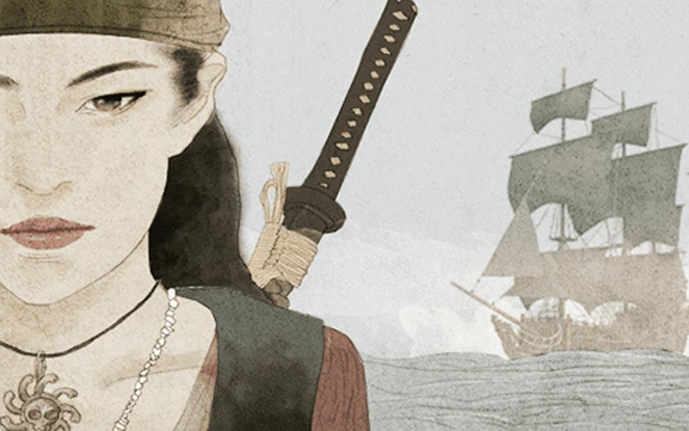 Госпожа Чжэн - самая известная женщина-пират в Китае