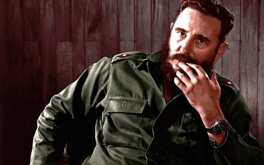 Фидель Кастро. 23 интересных факта о жизни