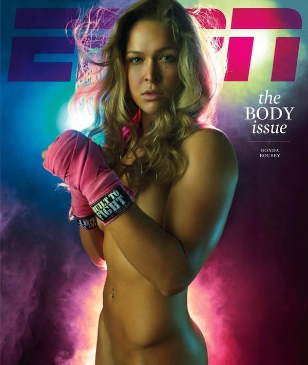 Уникальная и привлекательная, боец MMA Ронда Раузи