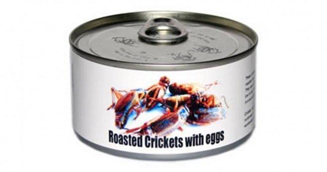 Странные консервированные деликатесы для экстремальных гурманов