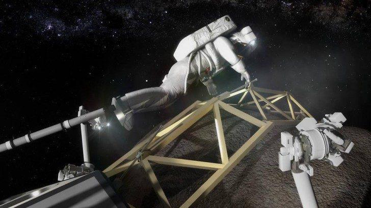 Китай планирует отправить людей на астероид