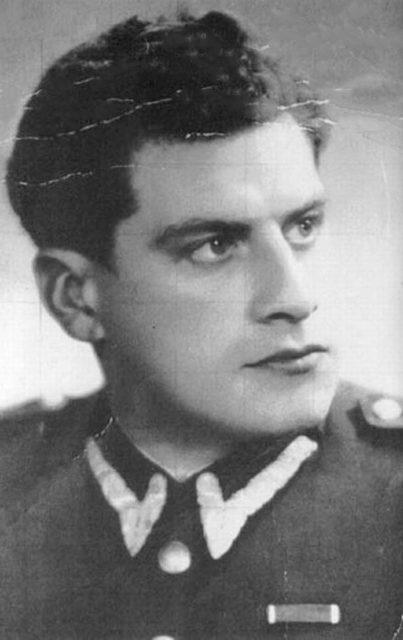 Саломон Морель (1919-2007) - полковник Службы государственной безопасности (Урзёд Безпечненства), командир трудового лагеря Згода