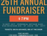 26th Annual Fundraiser