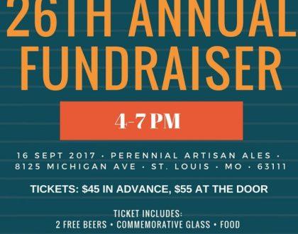 26th Annual Fundraiser