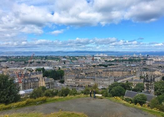 愛丁堡Edinburgh:卡爾頓山Calton Hill