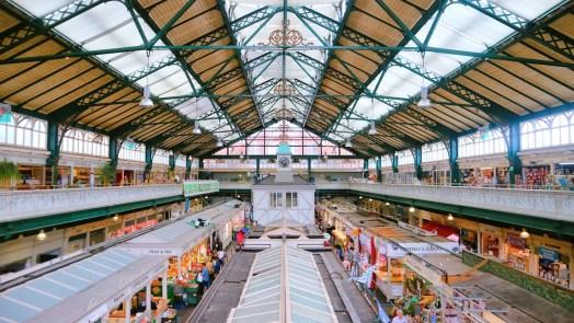 Cardiff Central Market 卡迪夫市場 © 走起 JOIN ME 英國公路旅行