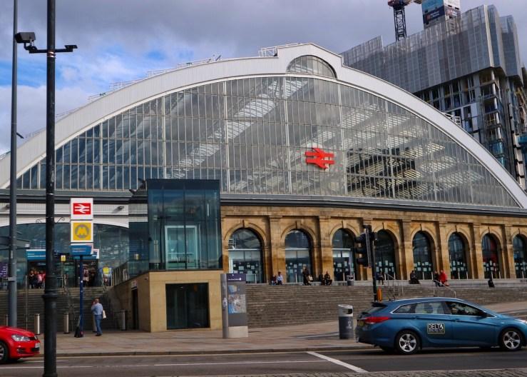 利物浦Liverpool:利物浦萊姆街站(Liverpool Lime Street Station)