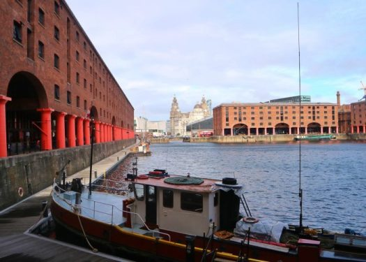 利物浦 Liverpool:阿爾伯特碼頭(The Albert Dock Liverpool)