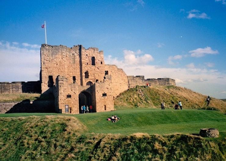 泰恩茅斯城堡(Tynemouth Castle and Priory)