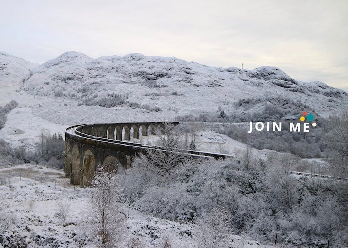 蘇格蘭高地 Scottish Highlands:格蘭芬南高架橋(Glenfinnan Viaduct)