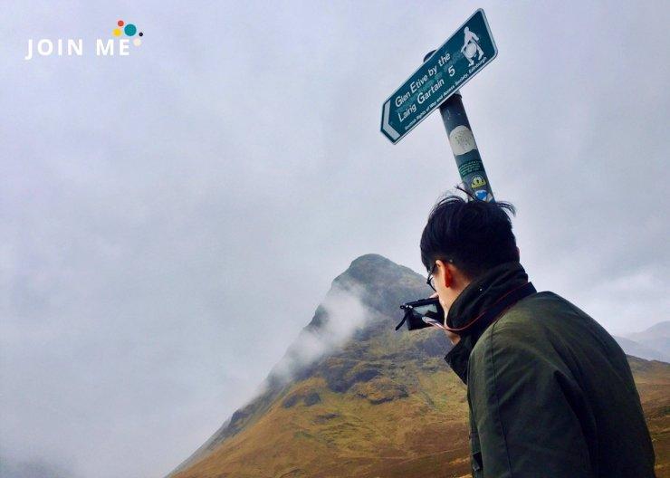 蘇格蘭高地Scottish Highlands:格倫科峽谷(Glencoe)