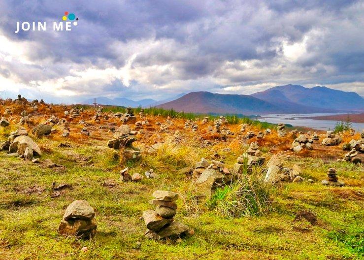 蘇格蘭高地:Stone Cairns