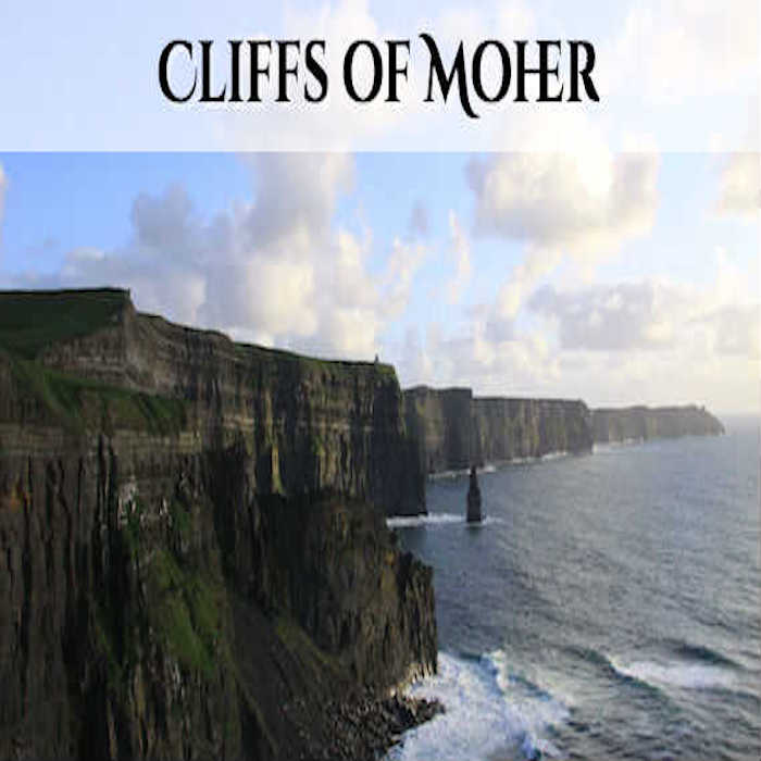 Cliffs of Moher 莫赫悬崖