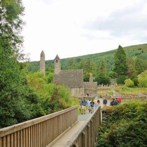 愛爾蘭 Ireland:格倫達洛谷(Glendalough)